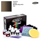 TOYOTA VENZA / BROWN MICA MET - 4U2 / COLOR N DRIVE TOUCH UP PAINT SYSTEM FOR PAINT CHIPS AND SCRATCHES / BASIC PACK