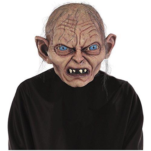Gollum Mask Costume Accessory - Gollum Latex