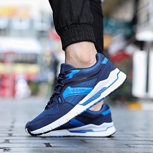 Mujer Para Hombre Armada Zapatos Correr De zapatillas Deporte Speedeve dpPqxHwd