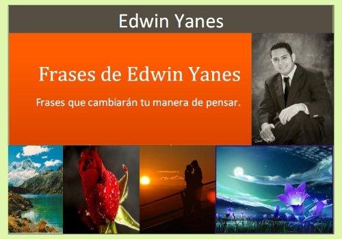 Descargar Libro Frases De Edwin Yanes