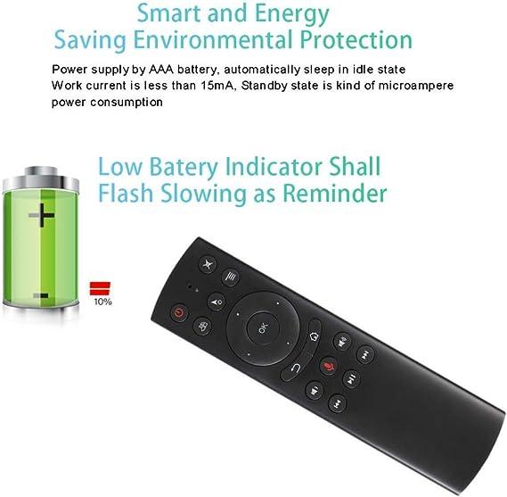 Mandos a Distancia para Nvidia Shield, Mando de 2.4 G Smart TV Remoto para Android TV Box, PC (Voice Version): Amazon.es: Electrónica
