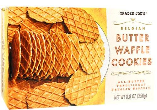 belgian waffles packaged - 2