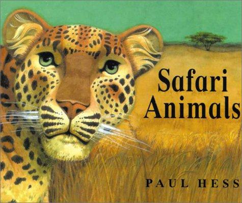 Safari Animals (Animal Verse series) pdf epub