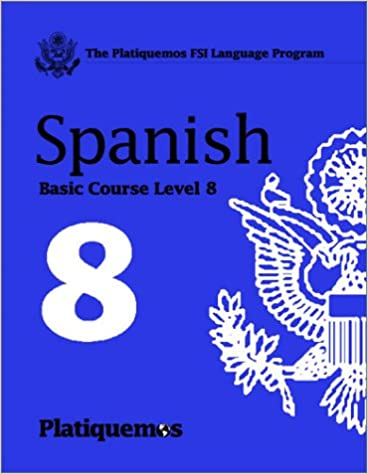 Amazon fsi platiquemos levels 1 8 spanish edition fsi platiquemos levels 1 8 spanish edition spanish papcas edition fandeluxe Choice Image
