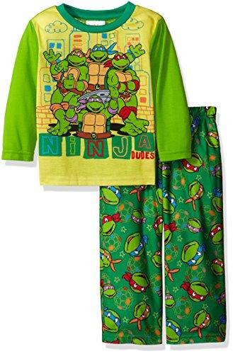 ninja turtles pajamas 2t - 6