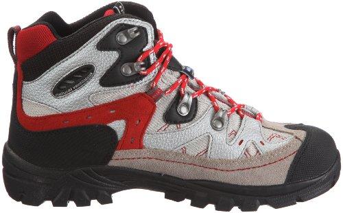 Trezeta IDAHO JR 010708871 - Zapatillas de deporte de ante para niños Gris