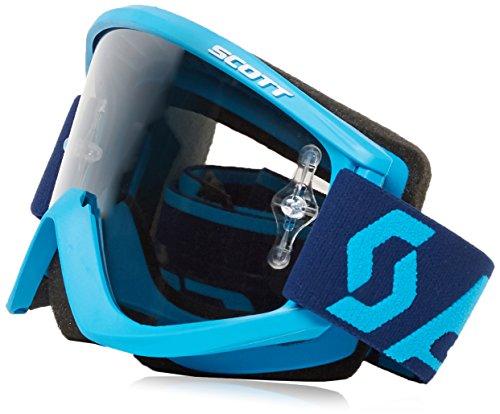 Scott Sports Recoil Unisex-Adult Goggles (Blue, Adult)