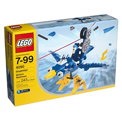 Lego Inventor Set: Motion Madness: Toys & Games