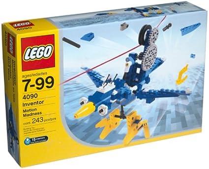 Amazon.com: Lego Inventor Set: Motion Madness: Toys & Games