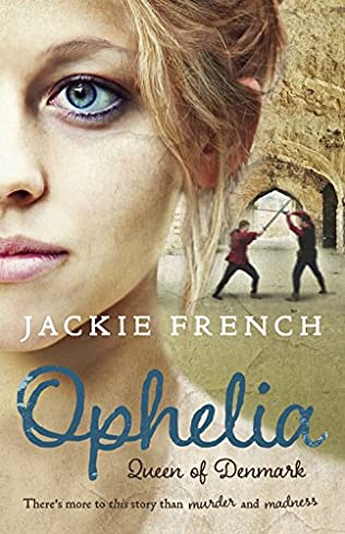 book cover of Ophelia: Queen of Denmark
