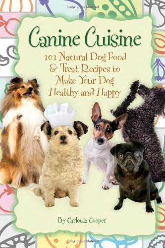Canine Cuisine Natural Back Basics product image