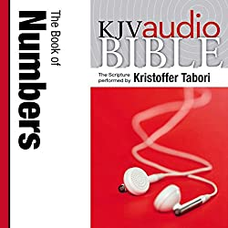 King James Version Audio Bible: The Book of Numbers
