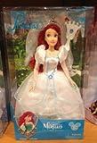 Disney Park Ariel Little Mermaid Wedding Bride 11.5 inch Doll NEW 2013 Release