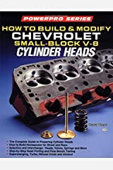 How to Build and Modify Chevrolet Small-Block V-8 Cylinder Heads (Motorbooks Workshop) Paperback