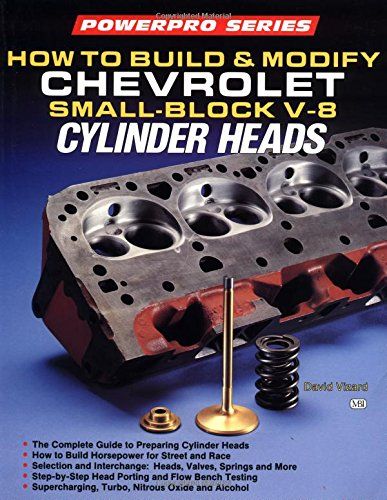 (How to Build and Modify Chevrolet Small-Block V-8 Cylinder Heads (Motorbooks Workshop))
