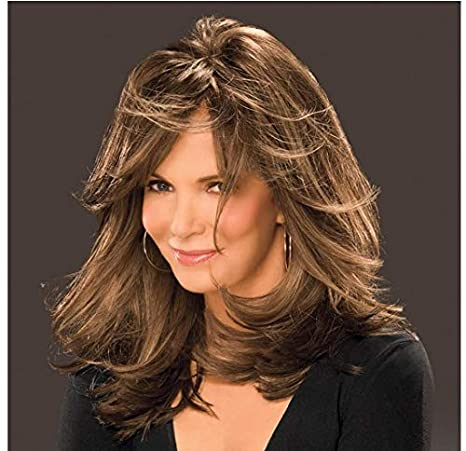 Jaclyn Smith Partially Turned To The Left With Windswept