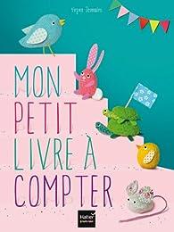 Mon petit livre à compter par Virginie Desmoulins