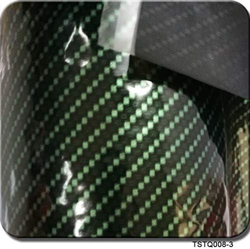 高品質 ハイドログラフィックフィルム、水転写印刷フィルム - ハイドロディップハイドログラフィックフィルム - 半透明ストライプパターン - 高解像度グラフィックスハイドロディップフィルム1.0メートルマルチカラーオプション (Color : TSTQ008-3, Size : 1mx10m)
