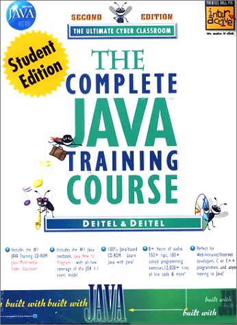 Download Complete Java Training Course Student Edition Java 1 1