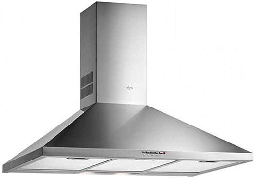 Teka DBP 60 PRO 613 m³/h De techo Acero inoxidable D - Campana (613 m³/h, Canalizado/Recirculación, 68 dB, 55 dB, De techo, Acero inoxidable): Amazon.es: Grandes electrodomésticos