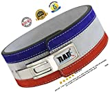 RAD Powerlifting and Weightlifting Belt with Lever Buckle