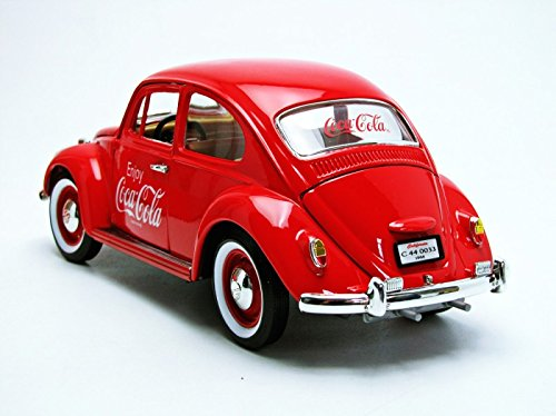 Motor City Classics 1 18 1966 Volkswagen Beetle Toy In