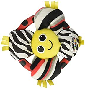 Lamaze High Contrast Grip & Grab Flower (Discontinued by Manufacturer)