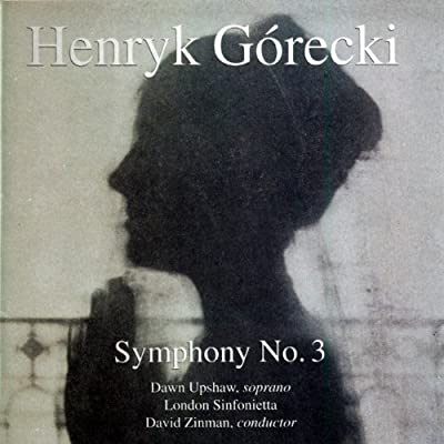 Image result for gorecki symphony no. 3 amazon