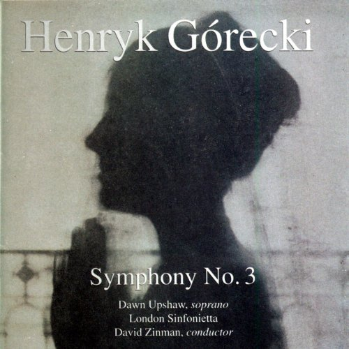 Cover of Gorecki: Symphony No. 3