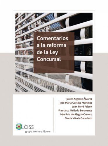 Ley Concursal (Spanish Edition)