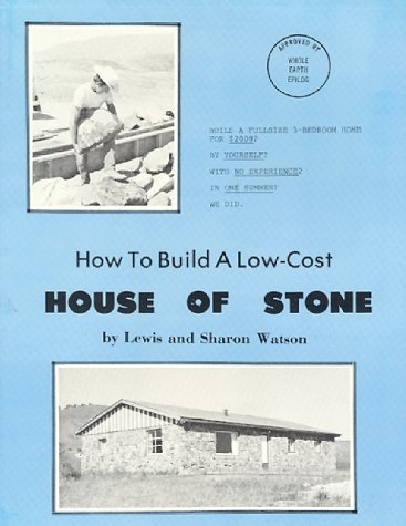 How to Build a Low-Cost House of Stone ()