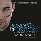 Bonds of Justice: Psy-Changeling, Book 8 | Nalini Singh