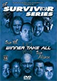 WWF Survivor Series 2001: Team WWF vs. Team Alliance - Winner Take All