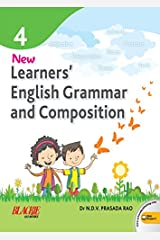 New Learner's English Grammar & Composition Book 4 Paperback