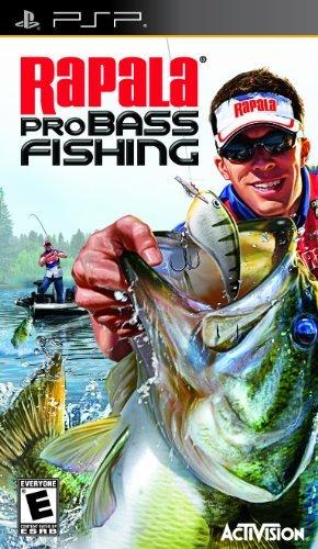 Rapala Pro Bass Fishing 2010 - Sony PSP by