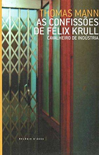 Download As Confissões de Félix Krull (Portuguese Edition) ebook