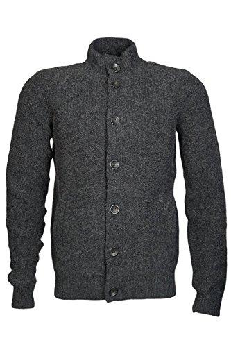 Armani Jeans Mens Cardigan/Hooded Knitwear B6W63TW Size XL Grey by ARMANI JEANS (Image #3)