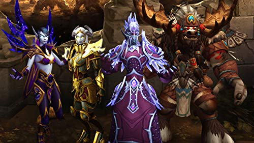 World of Warcraft: Battle For Azeroth - Standard | Código Battle ...