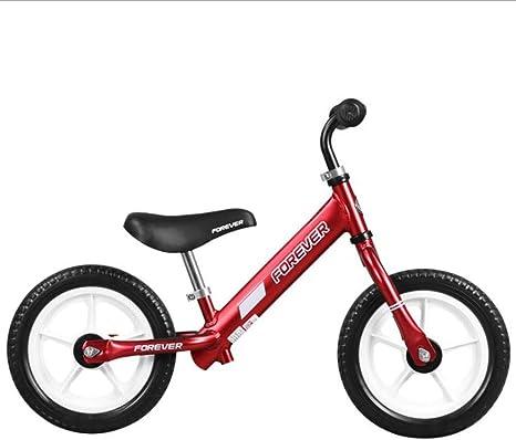 TX Bicicleta De Equilibrio Sin Pedal Manillar Reversible Niños ...