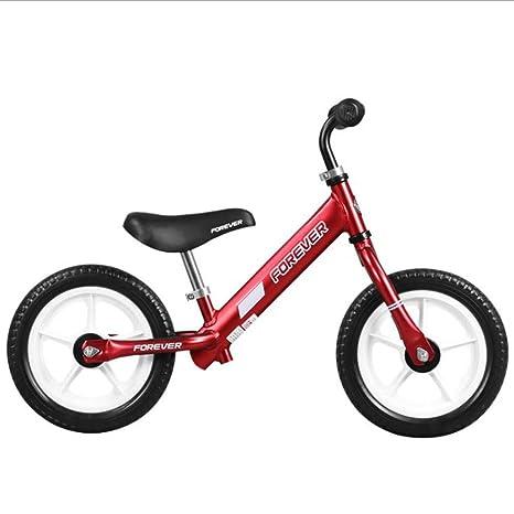 TX Bicicleta De Equilibrio Sin Pedal Manillar Reversible ...