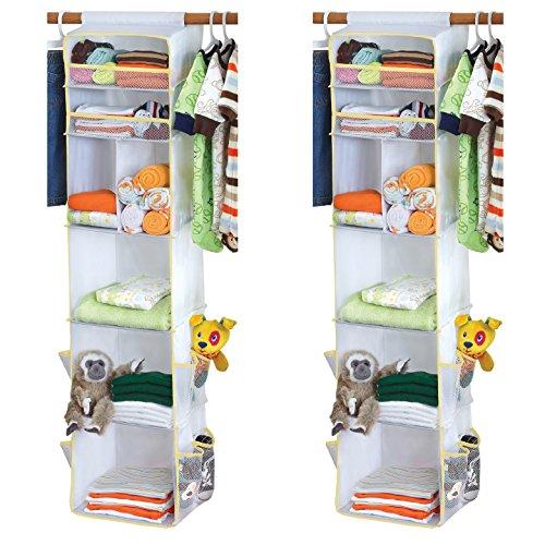 Dex Baby Closet Cubby Organizer, Set of ()