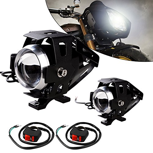 motorcycle headlight assembly - 8