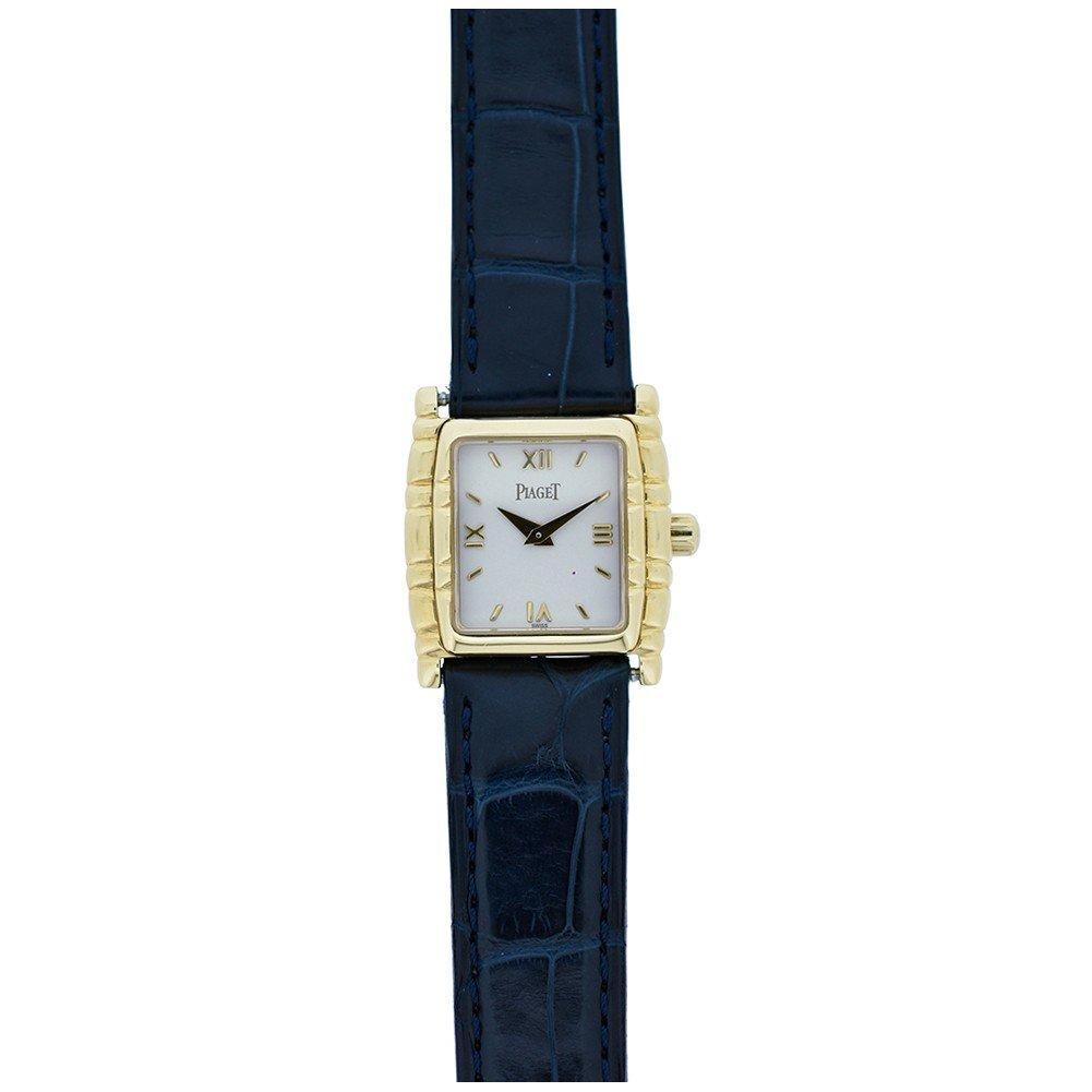 Piaget Tanagra quartz womens Watch 16051 (Certified Pre-owned)
