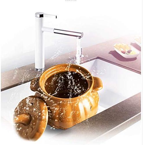 ZOUJUN Kürbis-Auflauf , Keramik-Auflauf mit Antihaftbeschichtung, spülmaschinenfest, Suppentopf mit großem Fassungsvermögen (Größe: 3,1 l) (Size : 2L)