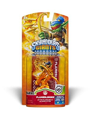 Skylanders Giants Exclusive Golden Flameslinger from Activision Inc.