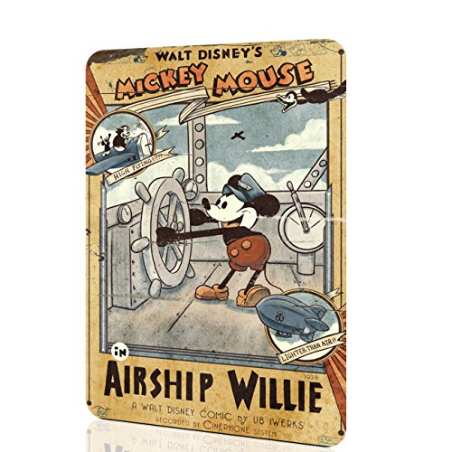 classic mickey mouse poster - 2