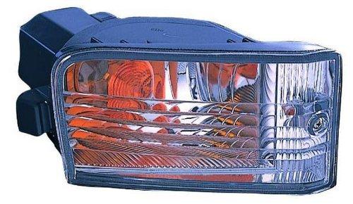 TOYOTA 2001 02 03 RAV4 SIGNAL LIGHT ASSY W/FOG LAMP LEFT DRIVER