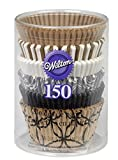 Kyпить Wilton 415-2872 150 Count Elegance Baking Cups Value Pack, Assorted на Amazon.com