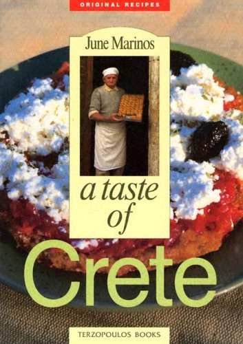 A Taste of Crete by June Marinos