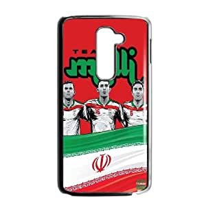 LG G2 Cell Phone Case Black WorldCup Iran Vgenk